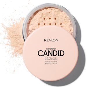 Revlon PhotoReady Candid Anti-pollution Setting Powder sypki puder do twarzy 001 Translucent 15g M0102