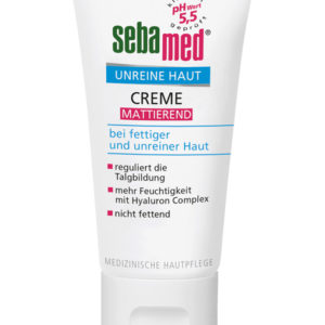 Sebamed Clear Face Mattifying Cream matujący krem do twarzy 50ml D0102