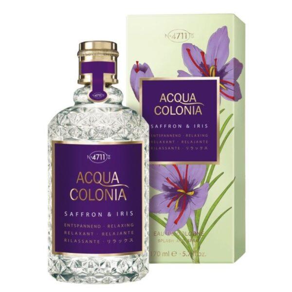 Acqua Colonia Saffron & Iris EDC 170ml