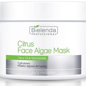 Bielenda Professional Face Program Face Algae Mask maska algowa do twarzy Cytrusowa 190g