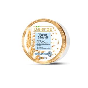 Bielenda Vegan Muesli Moisturizing Body Butter maslo do ciala nawilzajace 250ml