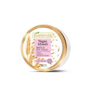 Bielenda Vegan Muesli Nourishing Body Butter maslo do ciala odzywczy 250ml