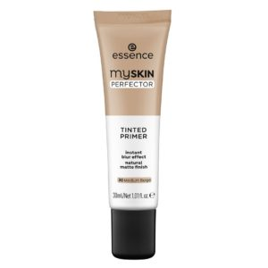 Essence My Skin Perfector Tinted Primer koloryzujaca baza pod makijaz 30 Medium Beige 30ml
