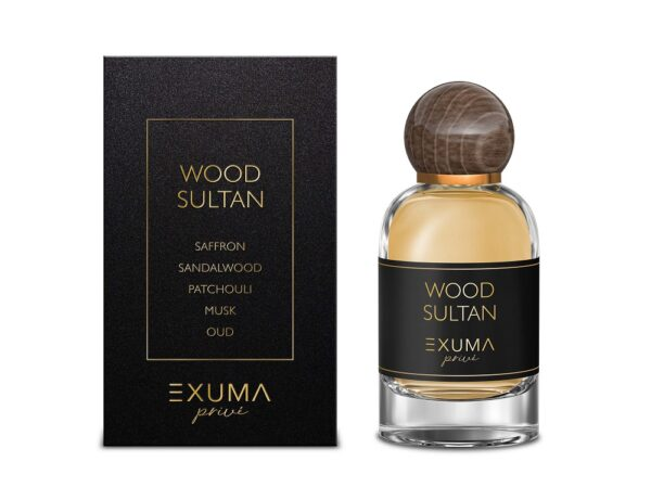 Prive Wood Sultan EDP 100ml