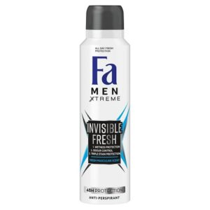 Fa Men treme Invisible Fresh Anti perspirant antyperspirant w sprayu dla mezczyzn 150ml