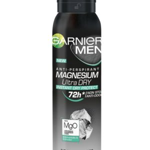 Garnier Men Magnesium Ultra Dry 72h Anti Perspirant antyperspirant spray 150ml