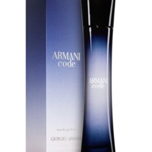 Armani Code for Women EDP 75ml