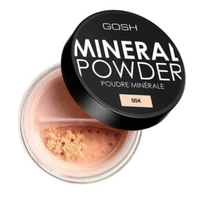 Gosh Mineral Powder puder mineralny 004 Natural 8g