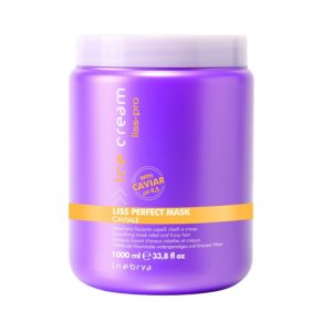 Inebrya Ice Cream Liss Perfect Mask maska wygladzajaca wlosy 1000ml