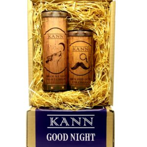 KANN Good Night Man zestaw Night Cream krem na noc 50ml  Eye Crem krem pod oczy 15ml