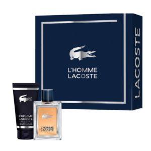 L'Homme zestaw EDT 100ml + żel pod prysznic 150ml