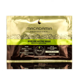 Macadamia Nourishing Moisture Masque nawilzajaca maska do wlosow 30ml
