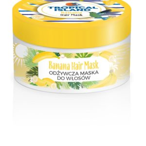 Marion Tropical Island Hair Mask odzywcza maska do wlosow Banana 200ml