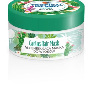 Marion Tropical Island Hair Mask regenerujaca maska do wlosow Cactus 200ml