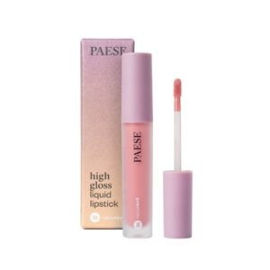 Paese Nanorevit High Gloss Liquid Lipstick pomadka w plynie do ust 51 Soft Nude 4 5ml