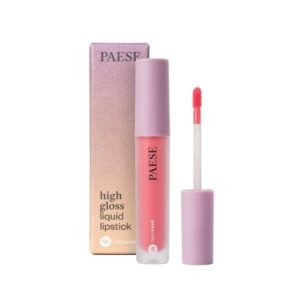 Paese Nanorevit High Gloss Liquid Lipstick pomadka w plynie do ust 52 Coral Reef 4 5ml