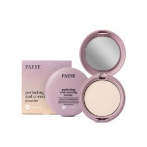 Paese Nanorevit Perfecting and Covering Powder puder upiekszajaco-kryjacy 01 Ivory 9g
