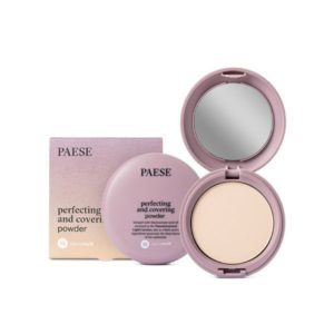 Paese Nanorevit Perfecting and Covering Powder puder upiekszajaco-kryjacy 02 Porcelain 9g