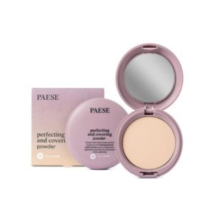 Paese Nanorevit Perfecting and Covering Powder puder upiekszajaco-kryjacy 03 Sand 9g