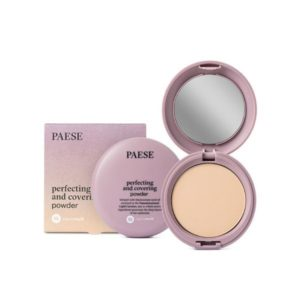 Paese Nanorevit Perfecting and Covering Powder puder upiekszajaco-kryjacy 04 Warm Beige 9g