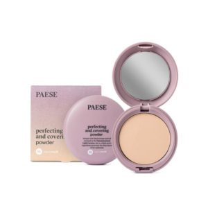 Paese Nanorevit Perfecting and Covering Powder puder upiekszajaco-kryjacy 05 Natural 9g