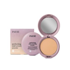 Paese Nanorevit Perfecting and Covering Powder puder upiekszajaco-kryjacy 06 Honey 9g
