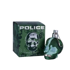 To Be Man Camouflage Special Edition EDT 40ml