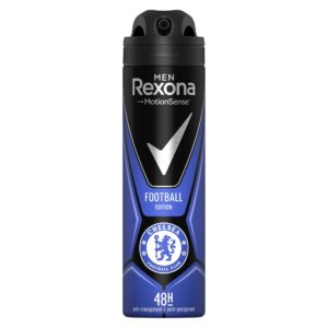 Re ona Men Football Edition Chelsea Anti Perspirant 48h antyperspirant spray 150ml