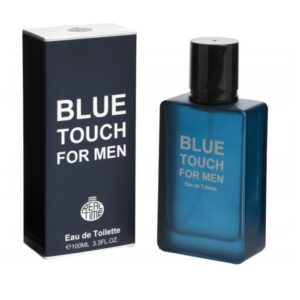 Real Time Blue Touch For Men woda toaletowa spray 100ml