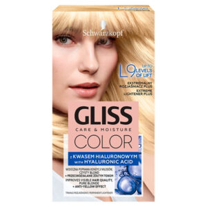 Schwarzkopf Gliss Color Lightener rozjasniacz do wlosow L 9