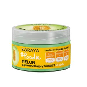 Soraya Foodie Melon supernawilzajacy sorbet do ciala 200ml