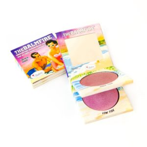 The Balm TheBalmFire Highlighting Shadow/Blush Duo rozswietlacz i roz Beach Goer 10g