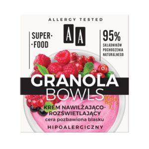AA Granola Bowls Glow