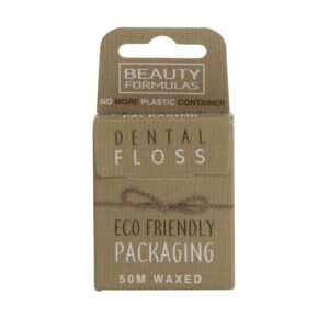 Beauty Formulas Eco Friendly Dental Floss