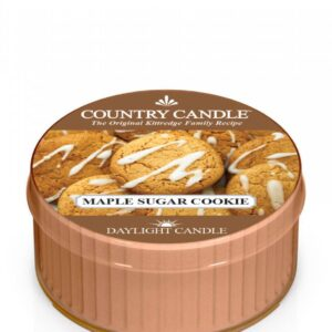 Country Candle Maple Sugar Cookie
