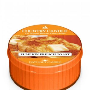 Country Candle Pumpkin French Toast