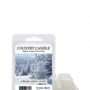 Country Candle Fresh Aspen Snow