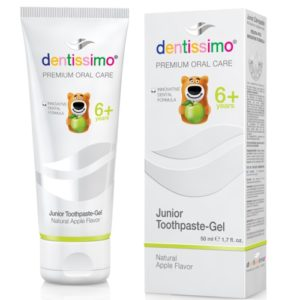Dentissimo Toothpastes Children Line