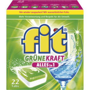 Fit Grune Kraft Alles in 1