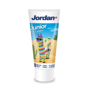 Jordan Junior Toothpaste