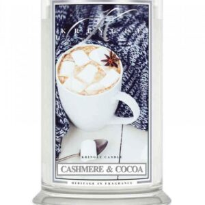 Kringle Candle Cashmere & Cocoa