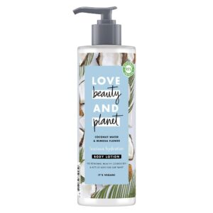 Love Beauty And Planet Luscious Hydration