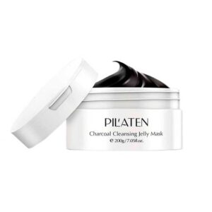 Pilaten Charcoal Cleansing Jelly Mask