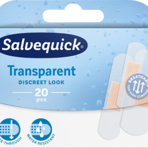 Salvequick Transparent