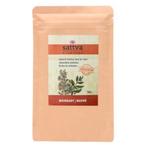 Sattva Natural Herbal Dye for Hair Limited Edition