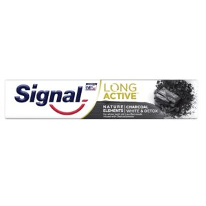 Signal Long Active Nature Elements Charcoal White & Detox