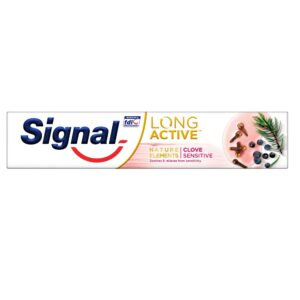 Signal Long Active Nature Elements Clove Sensitive