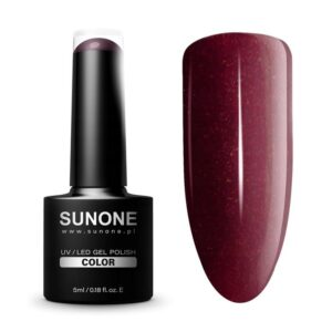 Sunone UV/LED Gel Polish Color - Czerwienie