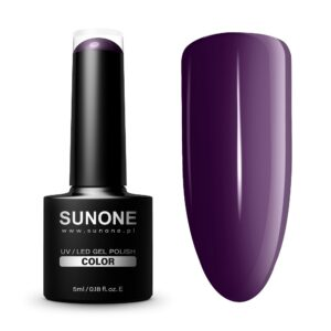 Sunone UV/LED Gel Polish Color - Fiolety