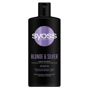 Syoss Blonde & Silver